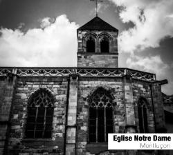 Eglise Notre dame Monluçon