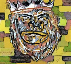 #32 King CONFINE