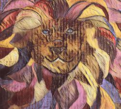 Le lion confiné #5