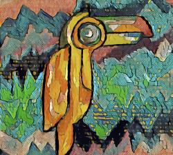 Le toucan confiné #16