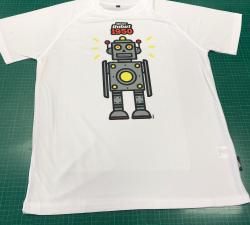 Tee-Shirt Robot